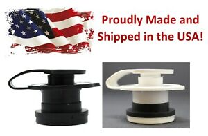 Standard Cooler Drain Plug Assembly for Coleman Coolers 1quot; Shaft Length