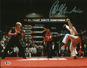 Ralph Macchio The Karate Kid Authentic Signed 11x14 Photo Autographed BAS $54.99