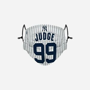 Aaron Judge FOCO 99 MLB Pleated Face Cover Mask NY Yankees NEW $12.95