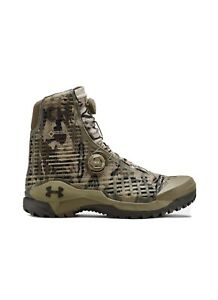 Under Armour Men#x27;s Cam Hanes CH1 GORE TEX Waterproof Hunting Boots Size 10