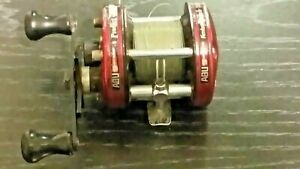 ABU GARCIA AMBASSADEUR 5000 AL BAITCASTING FISHING REEL HIGH SPEED WORKS GREAT