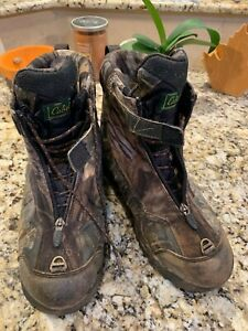Men#x27;s Cabelas Hunting boots size 11 tie and zip great for bird or game hunting