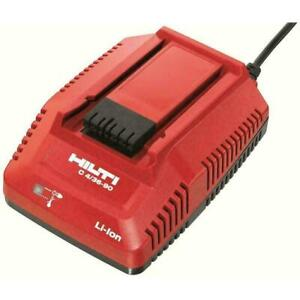 Hilti 18 36 Volt Lithium Ion 4 36 90 Compact Fast Charger Battery Charge Ion AC
