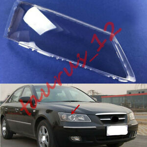 For Hyundai Sonata 2006 2009 Replace Right Side Clear headlight cover PCGlue $56.40