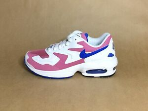 Nike Air Max 2 Light Pink Blue White Women Size 7