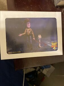 Toy Story 4 Lithograph Disney Movie Club Member Exclusive DMC $8.00