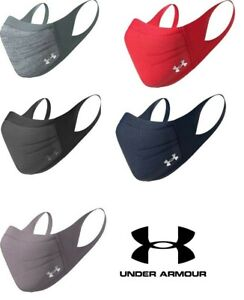Under Armour UA Sportsmask Adult Face Cover Facemask Sports Mask All Colors $22.99