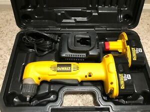 DeWalt DW960 Cordless Right Angle Drill Driver Great Condition $100.00