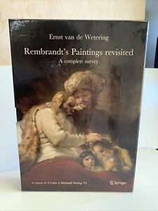 Rembrandt Research Project Foundation Ser.: A Corpus of Rembrandt Paintings VI $49.99