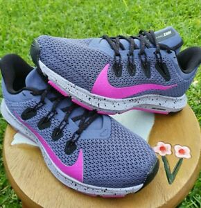 Nike Quest 2 quot;Sanded Purple Hyper Violet BRAND NEW Womens 5 3.5Y $35.00