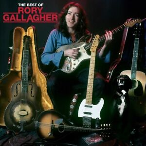 Rory Gallagher The Best Of New CD