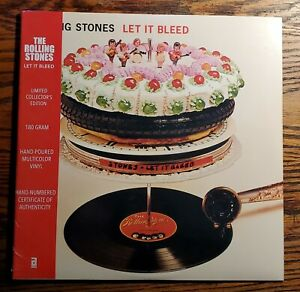 The Rolling Stones Let It Bleed Collector's Edition RSD 2020 Limited 900 $599.00