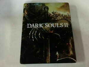 PS3 Dark Souls II BLACK ARMOUR EDITION Sony PlayStation 3 2014 Game Case Manual $20.00