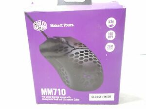 Cooler Master MM710 MM710KKOL1 Wired Gaming Mouse