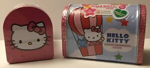 HELLO KITTY AMERICA THE BEAUTIFUL SERIES 2 COLLECTIBLE TIN MAILBOX LOT OF 2