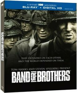 Band of Brothers HBO Series Blu Ray and Digital Copy New and Sealed $26.80