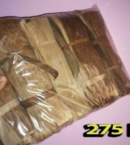 Dried Banana Leaves Pet Supplies Fish Aquariums 275 Pieces Quickest Shipping $16.71