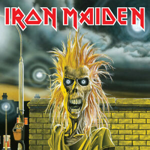 Iron Maiden Iron Maiden New Vinyl LP $24.82