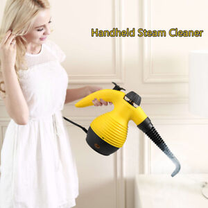 1050w Hand Held Steam Cleaner Multi Purpose Portable Cleaner for Household