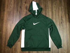 Nike Fit Green Hoodie Pullover Hooded Jacket Sweatshirt US Size Large $29.99