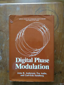 Digital Phase Modulation J. B. Anderson Applications of Communications Theory $119.99