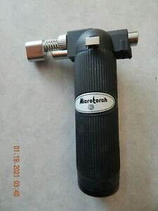 Creme Brulee cooking torch Microtorch Roburn MT 770 $19.99