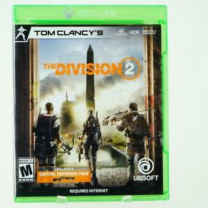 Tom Clancys The Division 2: Xbox One Factory Refurbished $5.38