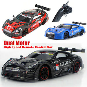 Remote Control Car Super Speed Toy RC Car 2.4G Fast Racing 4WD Race Cars Offroad $54.79