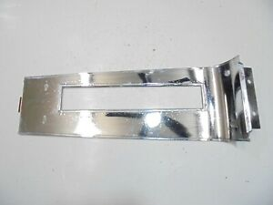 1967 1968 Cougar XR7 Automatic Transmission Console Shifter Trim Plate $74.99