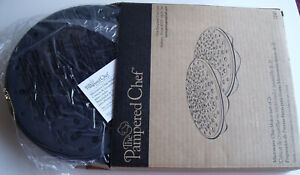 Pampered Chef Microwave Chip Maker Set of 2 Potatoes Apples Sweet Potatoe $7.99