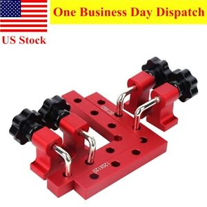 90 Degree Positioning Squares Right Angle Clamps Aluminum Alloy Carpenter Tool $37.48