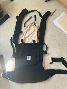 Ergo Baby Original Carrier Black Good condition Free Shipping from California $37.95