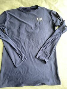 Under Armor Cold Gear. Youth Large. Blue $7.20