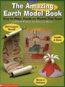 Amazing Earth Model Book : Easy to Make Hands On Models That Teach $4.18