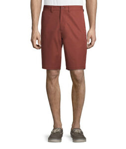 George Shorts Mens Size 44 Copper Flat Front GE Performance $17.99