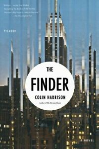 The Finder by Harrison Colin Paperback $14.95