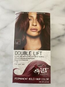 NIB Splat Double Lift Permanent Bold Hair Color in Plum Siren $5.00