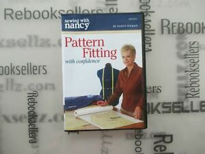 Sewing with Nancy Zieman Pattern Fitting with Confidence $38.99