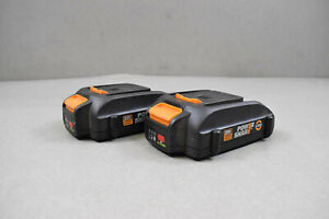 Genuine Lot of 2 Worx WA3575 Power share