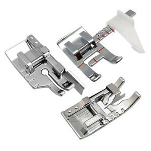Adjustable Ruler Guide Sewing Machine Presser Foot Perfect for Channel Quilting $8.77