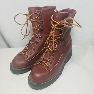 Danner Classic Hunting Boots Model 6042 Mens Brown Size USA 8 D