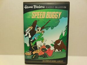 Speed Buggy: The Complete Series DVD $20.00