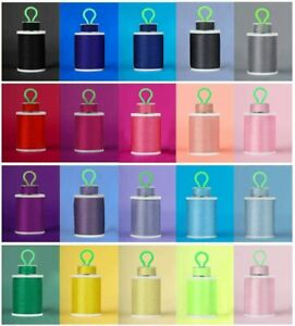 Sewing Machine Thread for Singer Brother Babylock Janome Kenmore Mixed Cotton $18.99