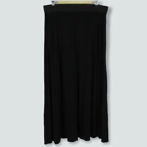 Chicos skirt size 2 New with tags Chicos black maxi long skirt NWT Back zip $22.72