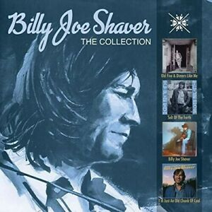 BILLY JOE SHAVER THE COLLECTION 2 CD NEW CD $16.07
