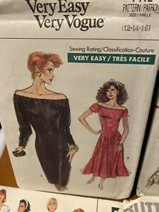 10 vintage sewing patterns $12.99