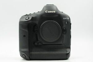 Canon EOS 1D X 18.1MP Digital SLR Camera Body 1DX no charger #548 $966.00