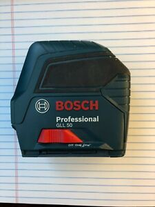 BOSCH GLL 50 Laser Level GREAT CONDITION $65.00