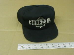 Vtg New NOS Pennzoil Motor Oil K Products snapback hat 1990s USA sewn stitched $20.25