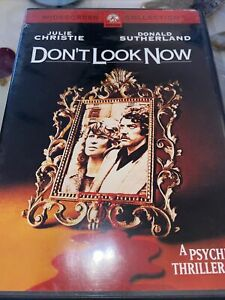 Dont Look Now DVD 2002 $6.79